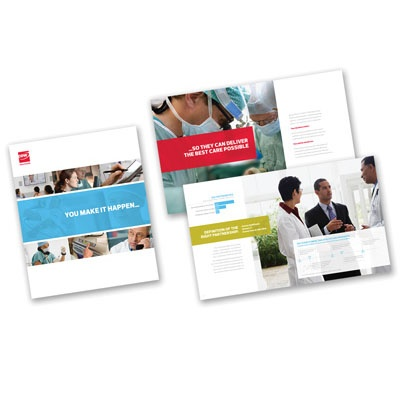 CDW Healthcare Brochure Award Winners Pinterest Brochures - healthcare brochure