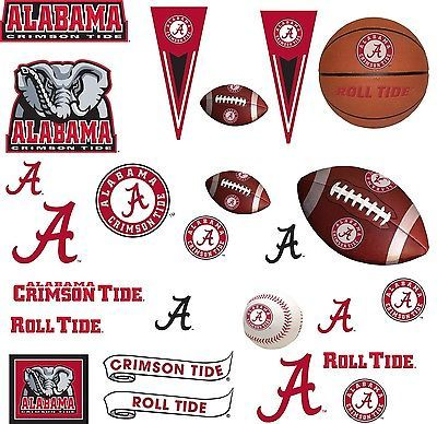 1000 images about 2016 alabama football ideas decor on for Alabama football mural