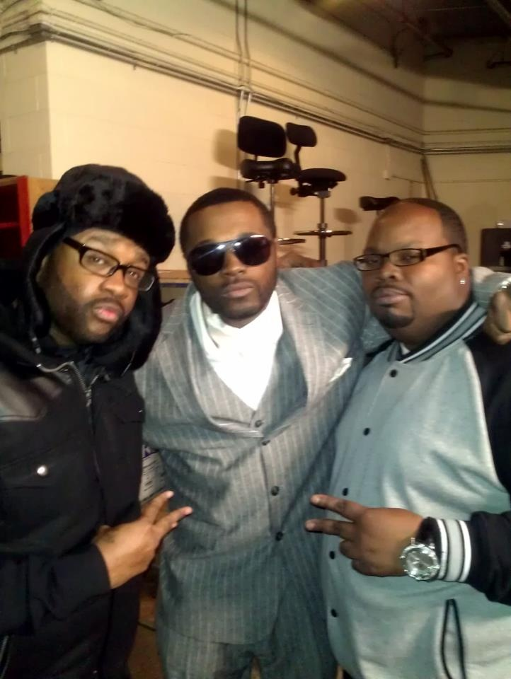 woody rock scola dinero amp jazzs brother mark the gman
