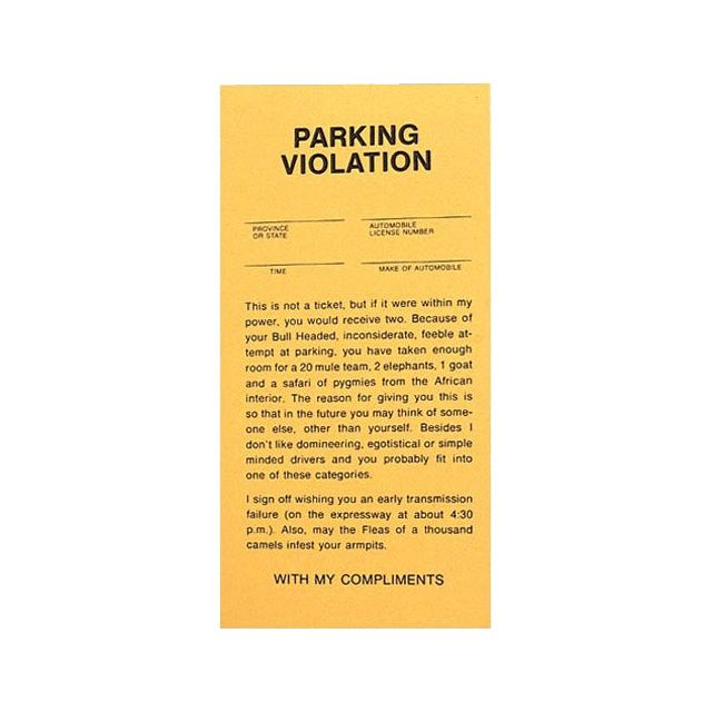 11 best images about fake parking tickets on pinterest for Free fake parking ticket template