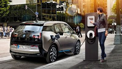 Nissan BMW Renault and VW unite to form Rapid Charge Network