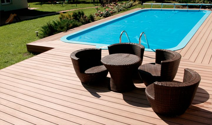 17 best images about eco wood plastic composite product for Non wood decking material