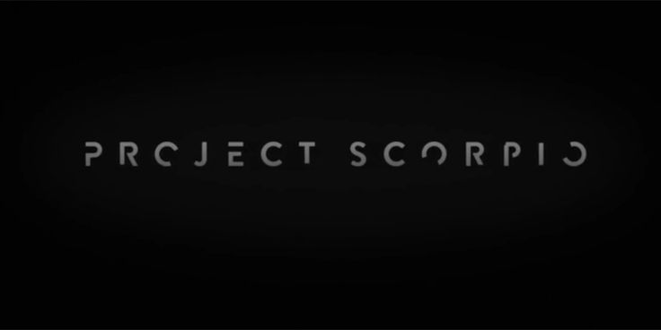 Image result for project scorpio logo