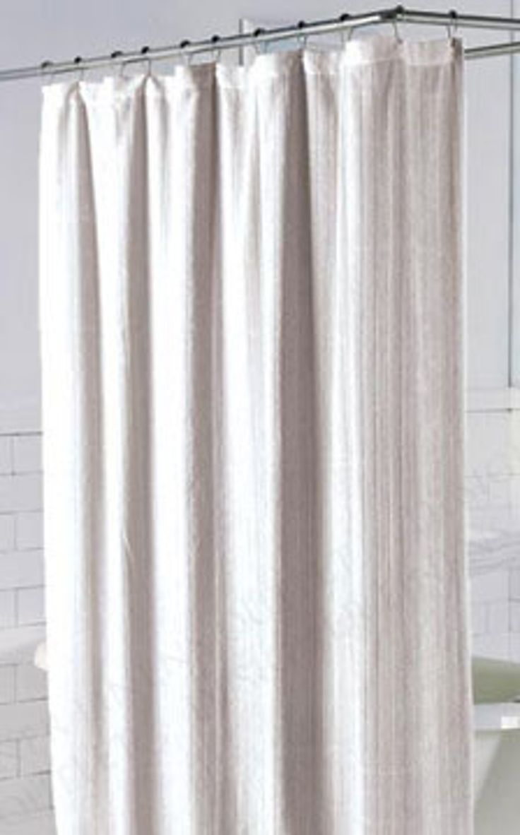 How to...Clean Plastic or Vinyl Shower Curtains