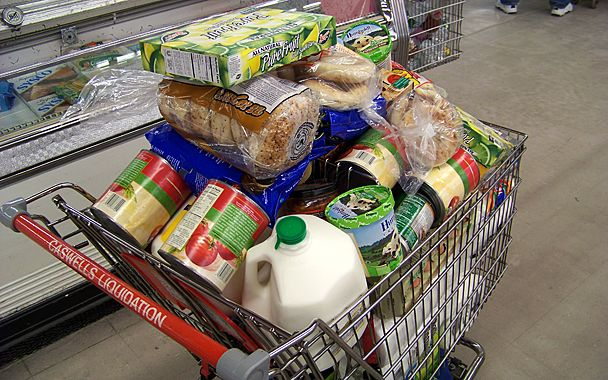5 Ridiculous (but effective) Ways to Save On Your Groceries