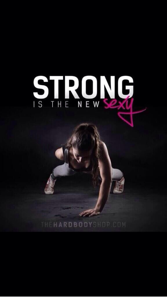 Strong • Sexy