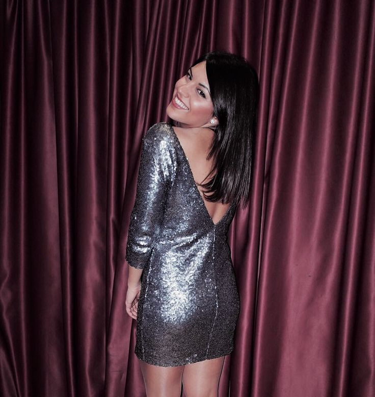 Glam and glitter  @asos dress ❤️