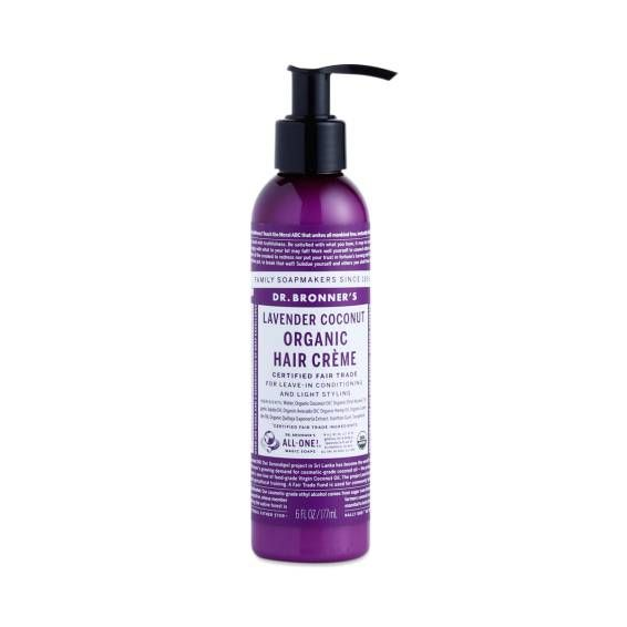Shop Dr. Bronner's Lavender Organic Hair Creme at wholesale price only at ThriveMarket.com
