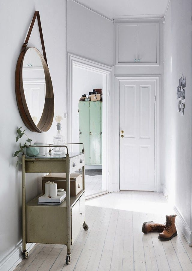 urbnite:  Jaque Adnet Circular Mirror