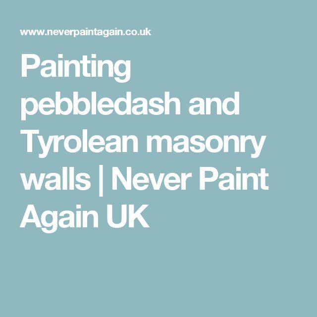Top 25 Best Masonry Paint Ideas On Pinterest Painting Brick Pick A Brick And Exterior