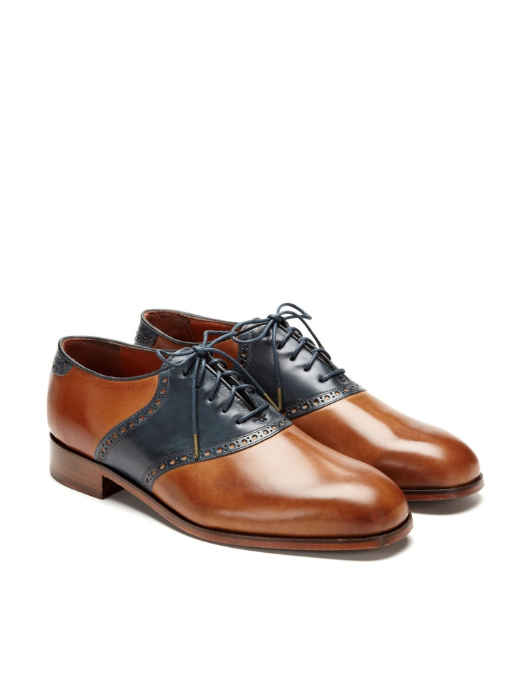 Spend some decent money on quality shoes like the stylish Florsheim by Duckie Brown and your feet will thank you for years to come.