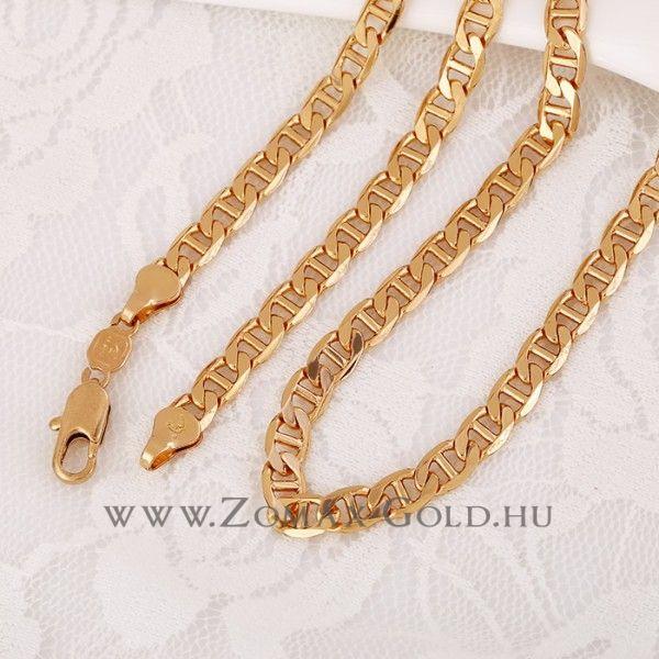 Dominik nyaklánc - Zomax Gold divatékszer www.zomax-gold.hu