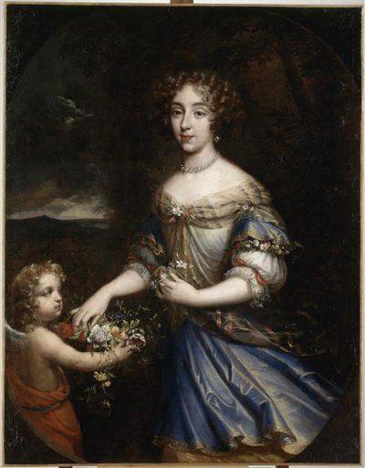 Billedresultat for Anne-Lucie de La Mothe-Houdancourt