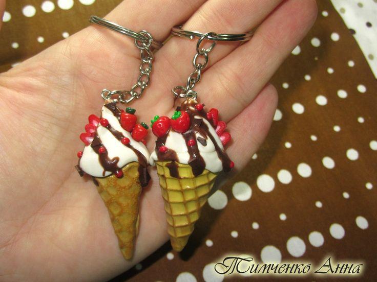 Icecream / брелоки мороженое