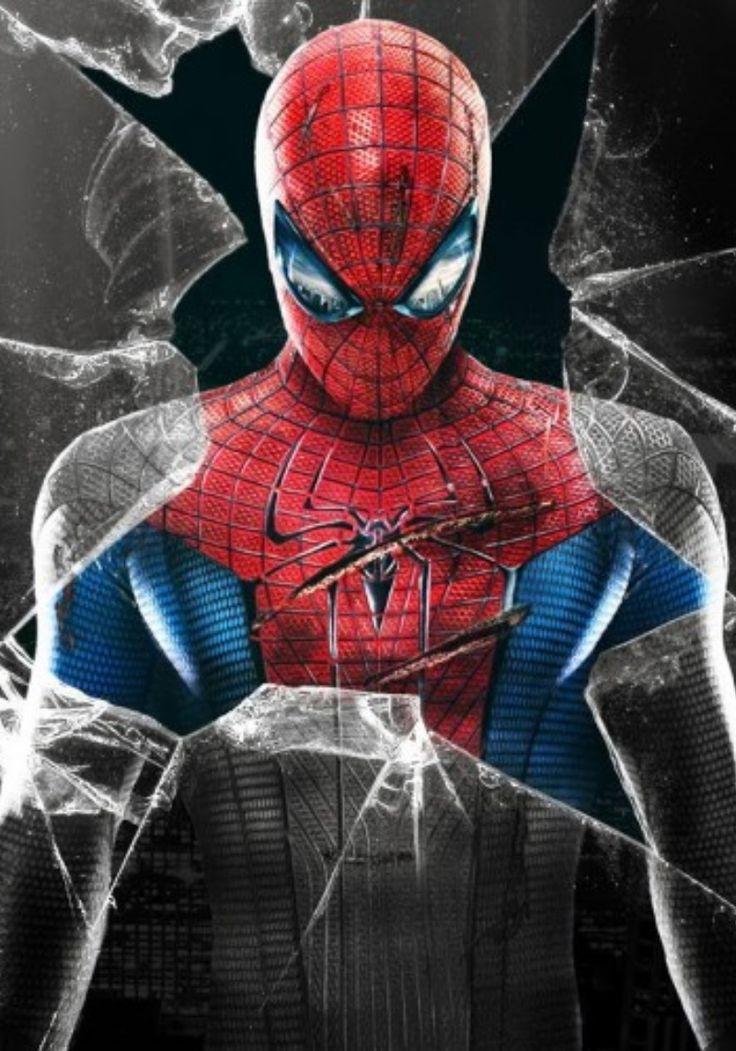 Картинки на телефон человека-паука
