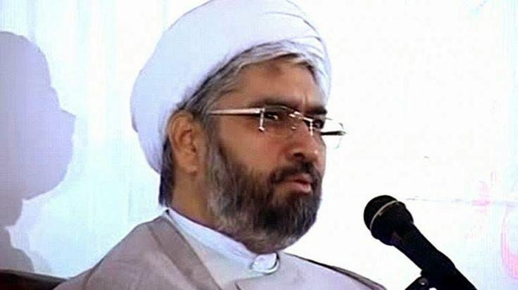 LIMA VAGA: Según clérigo Iraní, los hombres que piensen en ot...