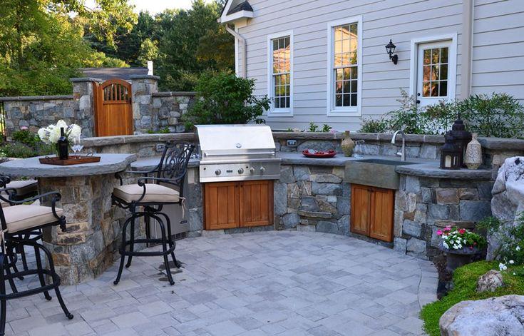 Outdoorküche Garten Jobs : Outdoorküche für den sommer