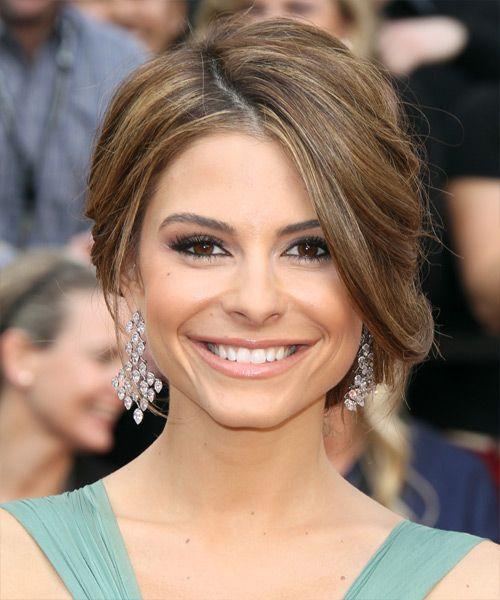 Maria Menounos Hairstyle