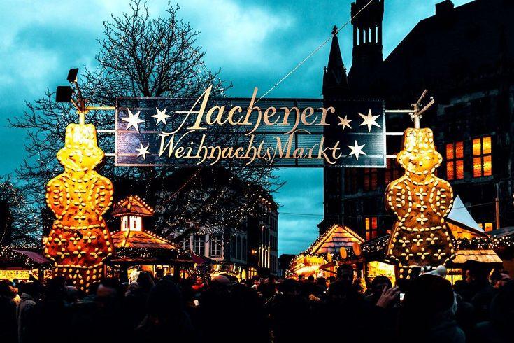 Weihnachtsmarkt Aachen Offnungszeiten