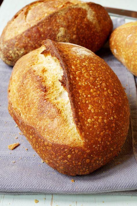Я как-то давно хлеба не показывала, вместе с тем, у меня давно лежит рецепт заквасочной вариации городской булки. По этому рецепту я уже несколько раз пекла и…