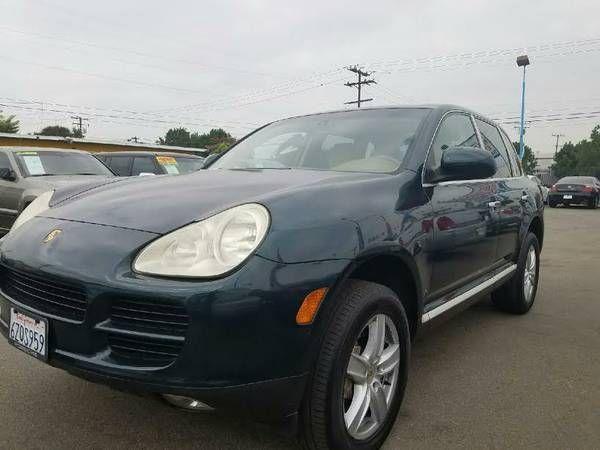 2004 Porsche Cayenne S (Harbor City) $9900