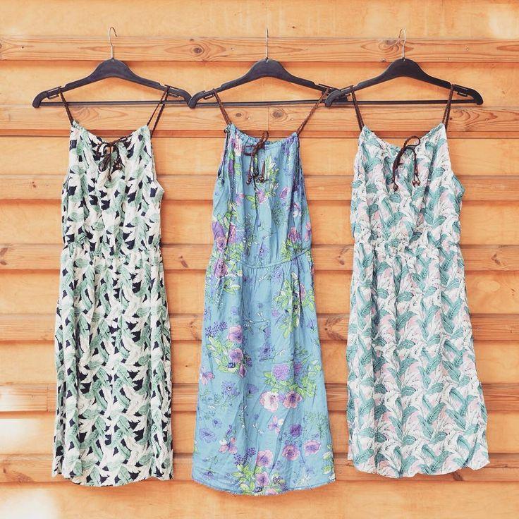Floral fiesta 🌺  summer dress collection #szputnyik cotton maxidress boho pastel