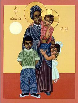 St Josephine Bakhita | ... Albuquerque, New Mexico for the canonization of Sr. Josephine Bakhita