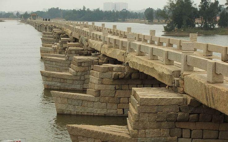 Anping Bridge in china