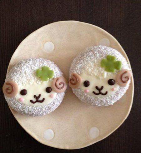 Les donuts mouton