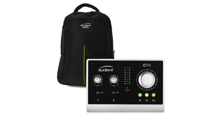 Audient iD14 review | MusicRadar