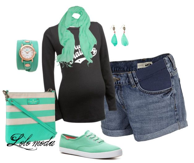 LOLO Moda: #Casual #pregnancy #outfits, http://www.lolomoda.com