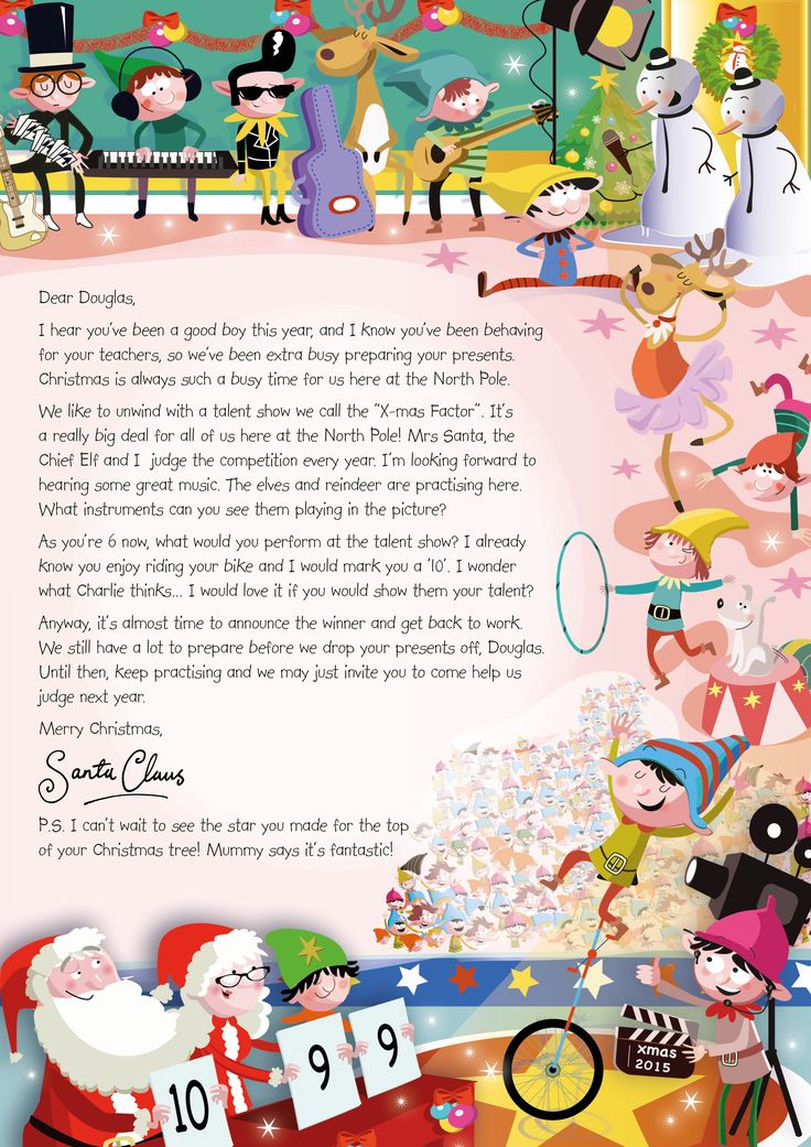 The 33 best nspcc letter from santa images on pinterest letter nspcc letter from santa talent show 2015 https spiritdancerdesigns Choice Image