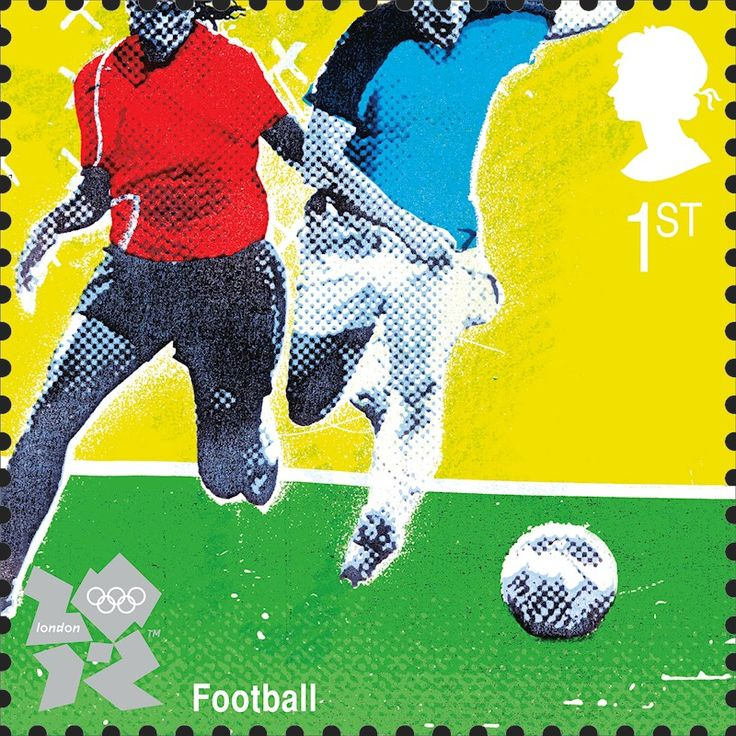 Royal Mail Special Stamps | The Olympic & Paralympic Games. On track for 2012