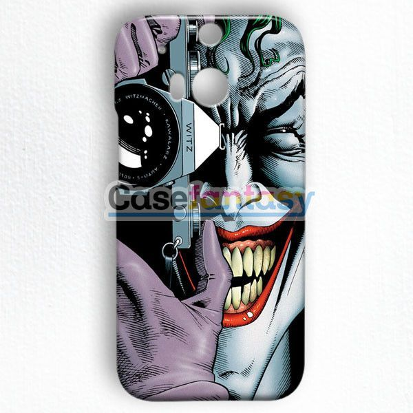 Joker Batman Avengers HTC One M8 Case | casefantasy