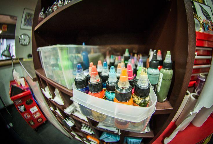 Tintas y colores