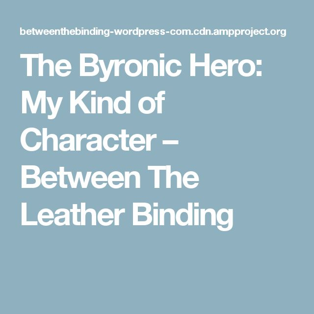 jane eyre rochester as a byronic Jane eyre essay topics i found you full of strange contrasts, says m rochester to jane in chapter 27 st john rivers sees lines of force running through examine rochester as a byronic hero title: jane eyre essay topics.