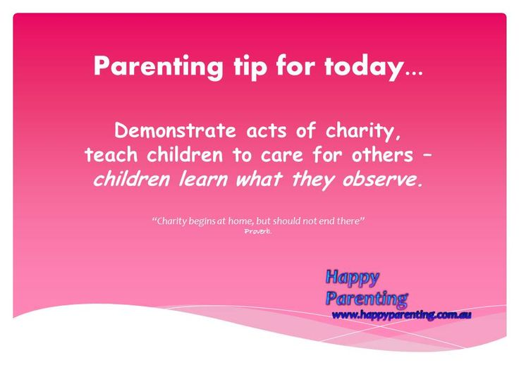 Check out Happy Parenting Community on facebook for more parenting tips https://www.facebook.com/pages/Happy-Parenting-Community/427230787360405