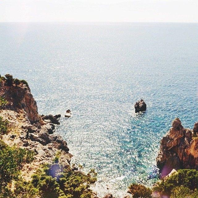 Paleokastritsa; Corfu, Greece