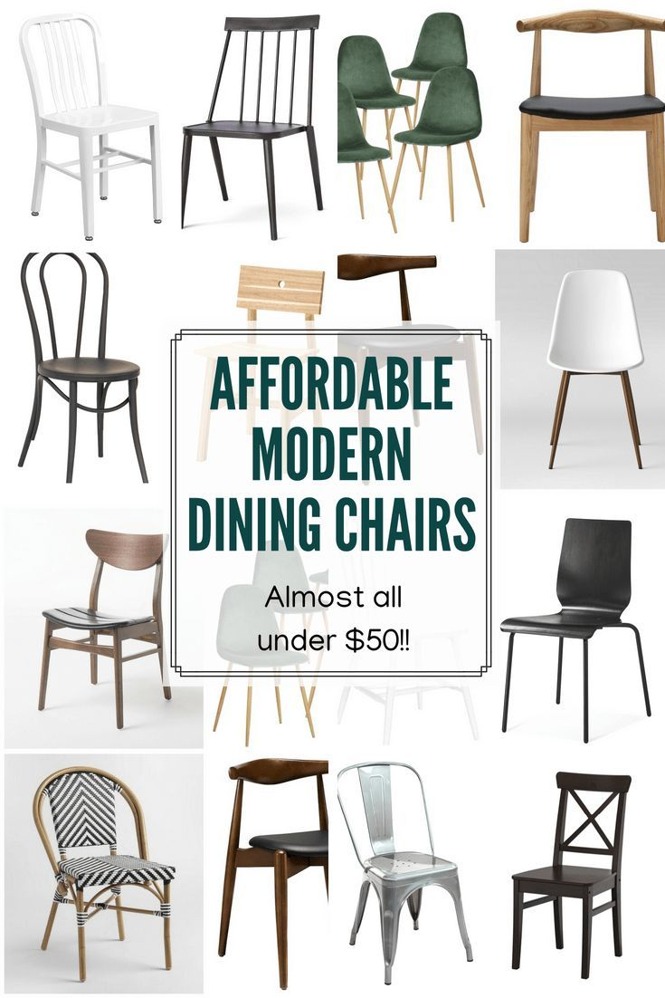 Affordable modern dining chairs almost all under 50 each where to buy affordable dining chairs modern dining room chairs where to buy dining furniture