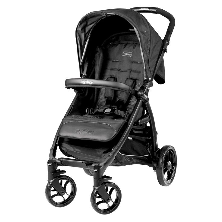Peg Perego Booklet Onyx (Black)