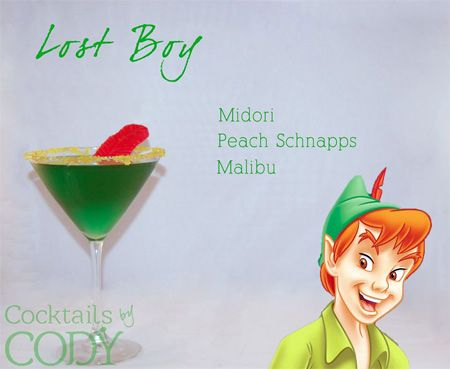 Disney Cocktails                                                                                                                                                      More
