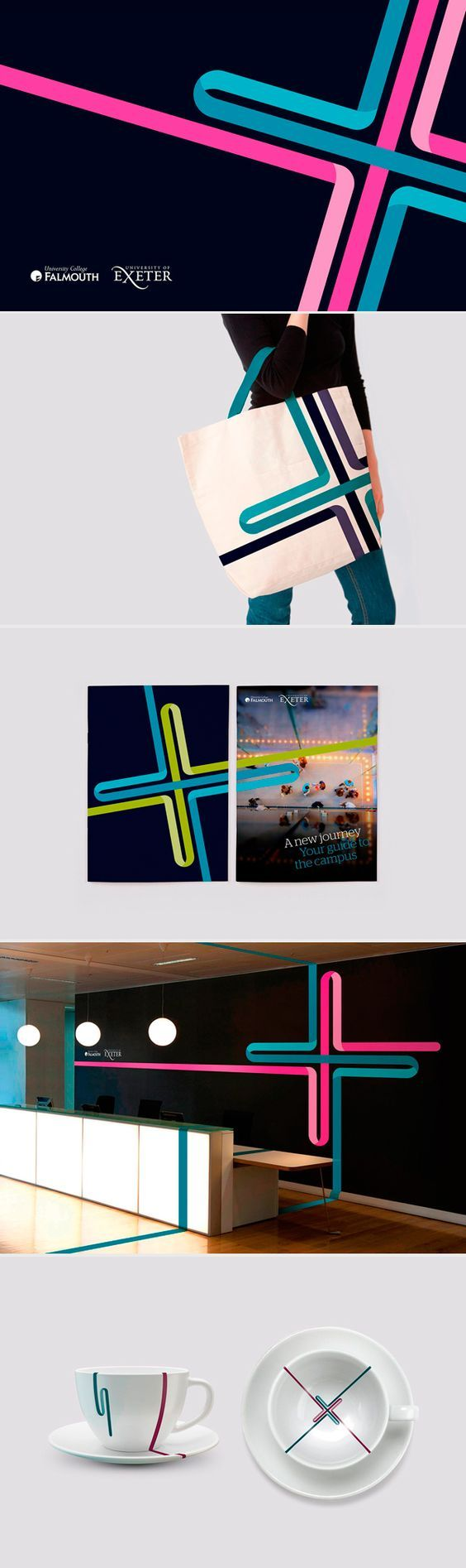 Falmouth Exeter Plus Branding   Fivestar Branding – Design and Branding Agency & Inspiration Gallery   Professional Logo and Website Design