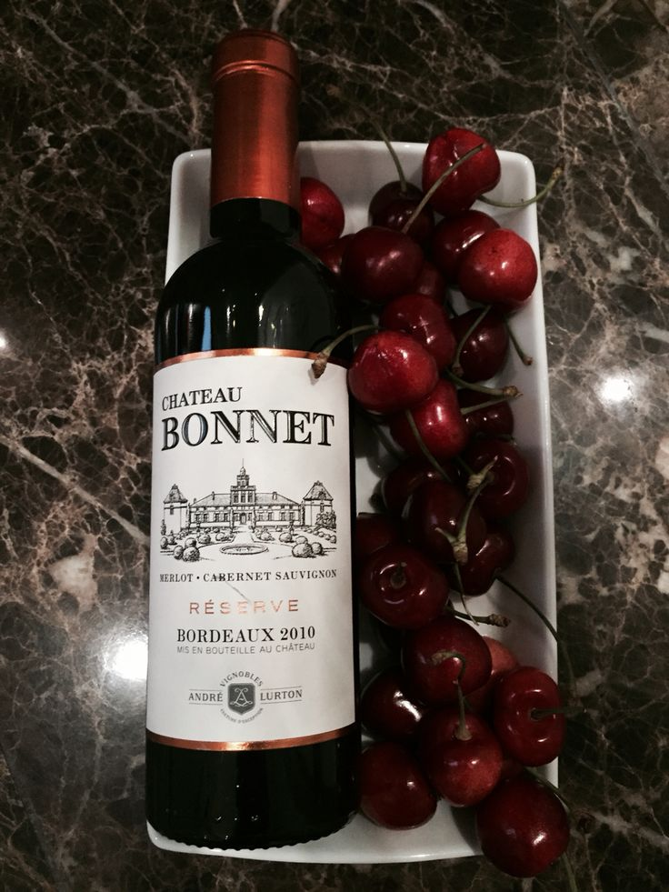 Red Wine Red Fruits Cherrie