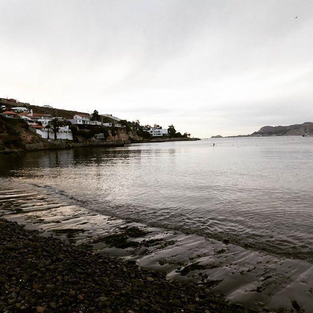 Tarde de playa 2- Coquimbo- Cuarta Región- Chile
