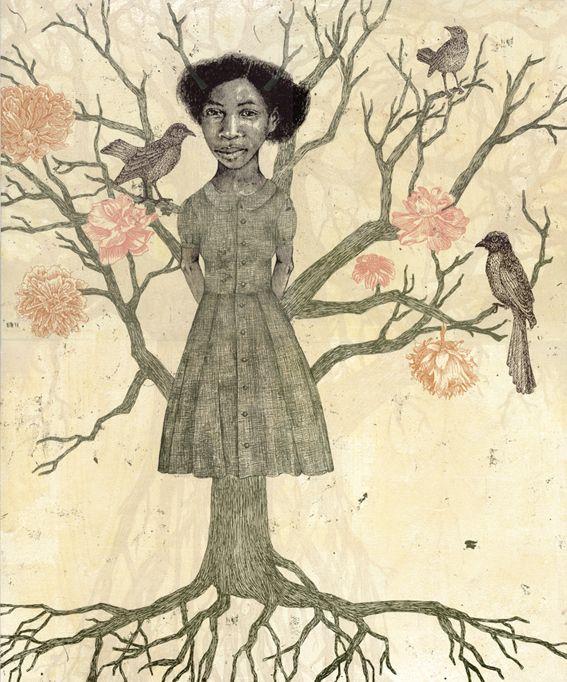 Piia Lehti: Elämänpuu / Tree of life, 2014