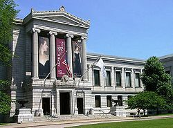 The Museum of Fine Arts in Boston, Massachusetts, is one of the largest museums in the United States, attracting over one million visitors a year. It contains over 450,000 works of art, making it one of the most comprehensive collections in the Americas.