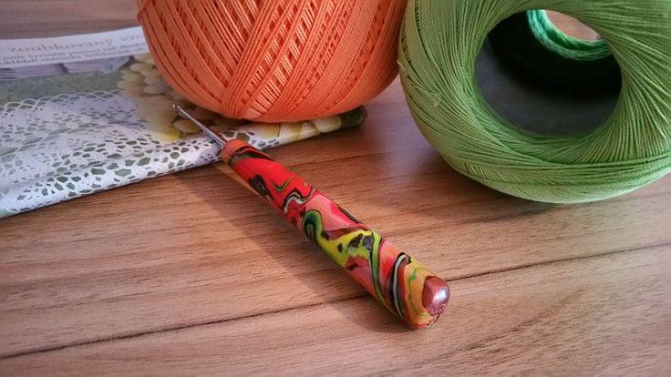Jde se háčkovat :-)   #hackovani #haceksruckou #lamona #hacekskouzelnouruckou #crochet #hook
