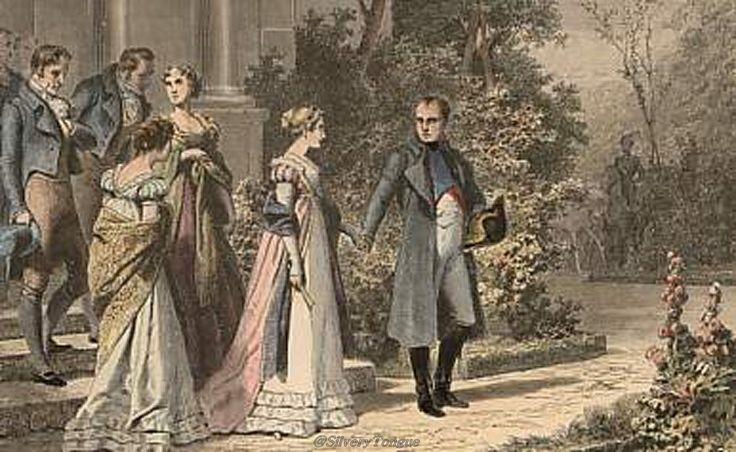 La Malmaison (Adieux De Napoléon Ier et De La Reine Hortense).