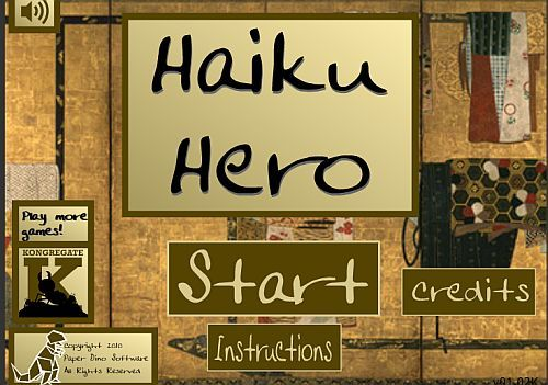 3 Fun Games to Teach Haiku Poems to Kids