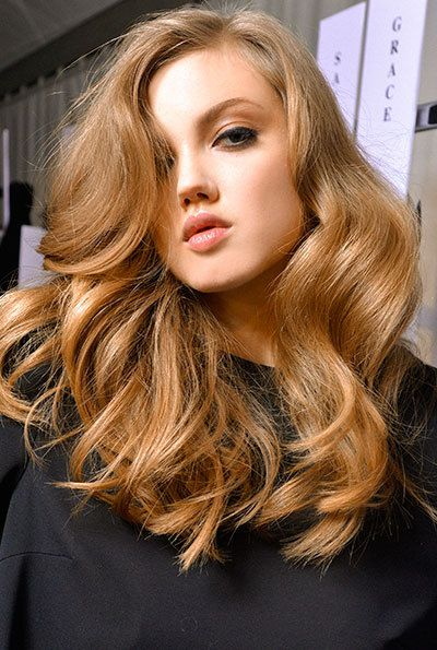 Big Bounce Honey Blonde Hair Warm Blonde Hair Honey Hair